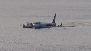 Avion in Hudson