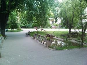 Parcul Ioanid