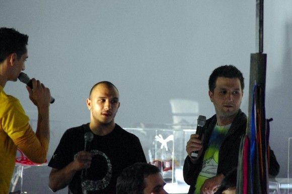 Guess Who si Andi Moisescu, ambasadorii Puma Creative Factory