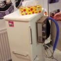 Instalatie de gaz vesel
