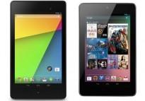 Pictograme uzuale: noul Nexus 7 în stânga, vechiul Nexus 7 în dreapta