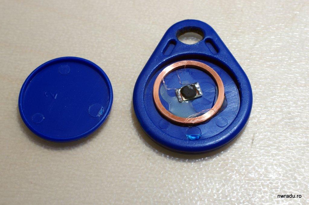 Copiere tag RFID Electra
