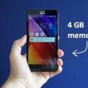 Review Asus Zenfone 2 ZE551ML – primul telefon cu 4 GB de memorie RAM