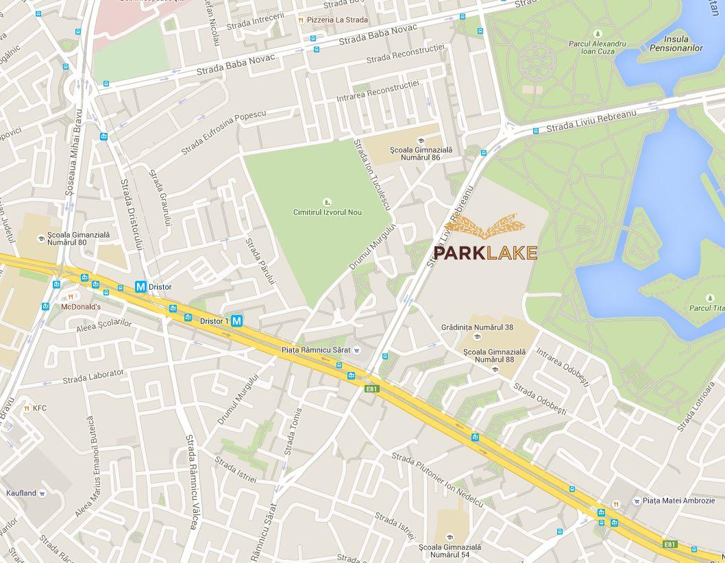 Mall In Construcție Parklake La Dristor Nwradu Blog