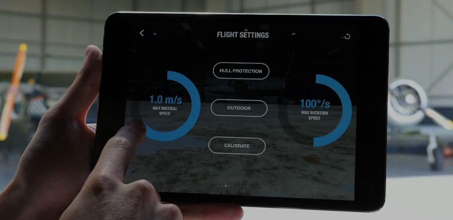 ghost drone avec caméra hd