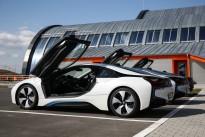 BMW i8 hibrid