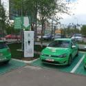 Kaufland construiește un coridor vest-est pentru mașini electrice