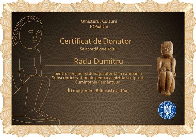 donatie_dumitru_radu_brancusi