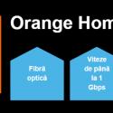 Orange lansează pachetele de Internet și televiziune prin fibră optică