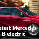 Drivetest: Mercedes clasa B electric