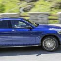 Test drive: noul Mercedes GLC Coupe