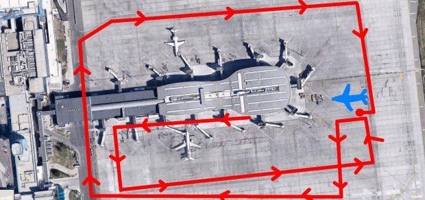 traseu_aeroport_otopeni