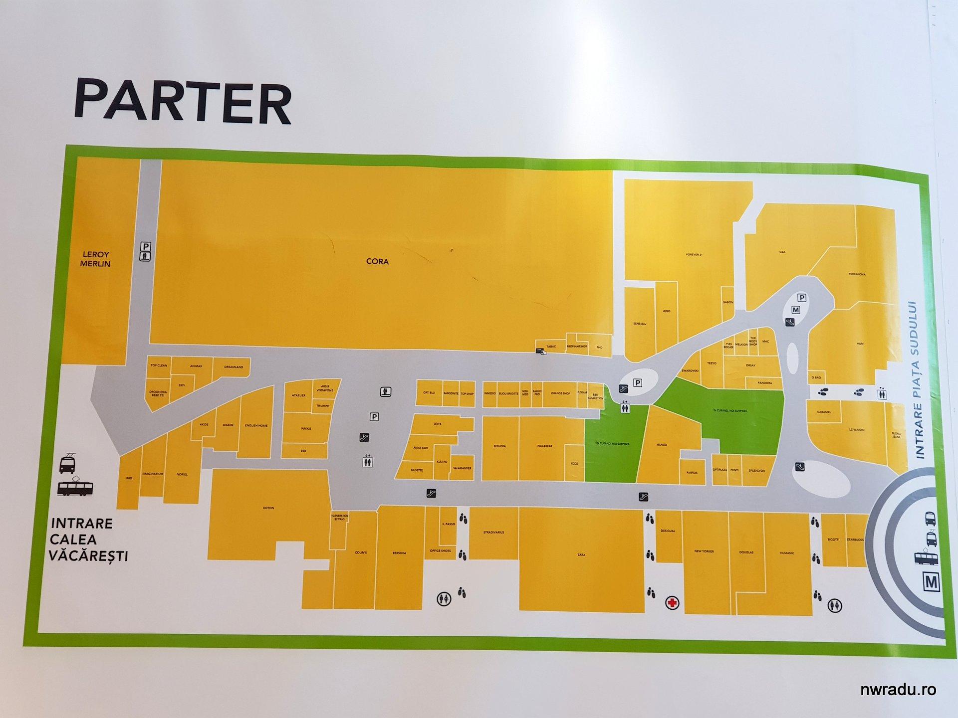 Harta Sun Plaza Harta