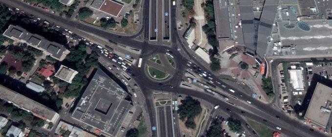 Harta Romania Satelit Online