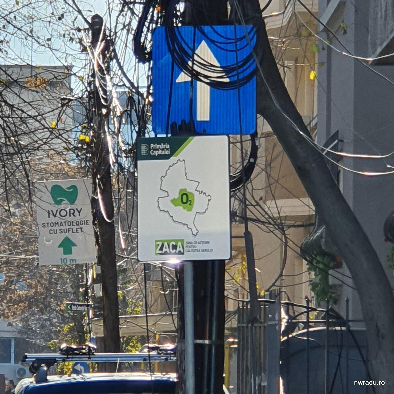 Au Apărut Panourile Zaca Pentru Vinieta Oxigen Prin București