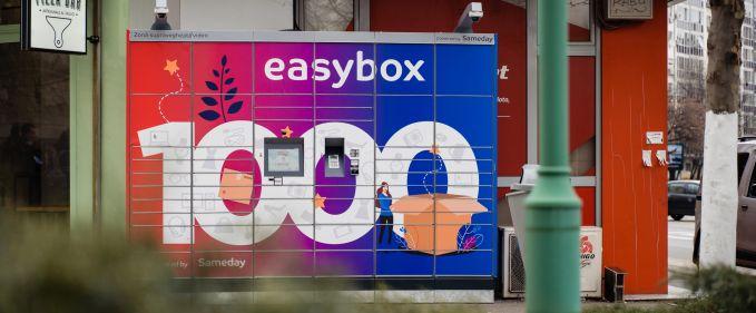evoMAG poate livra în easybox la nivel național